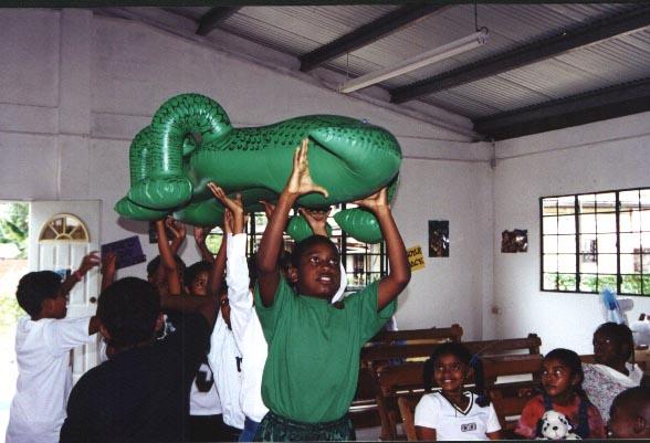 croc relay